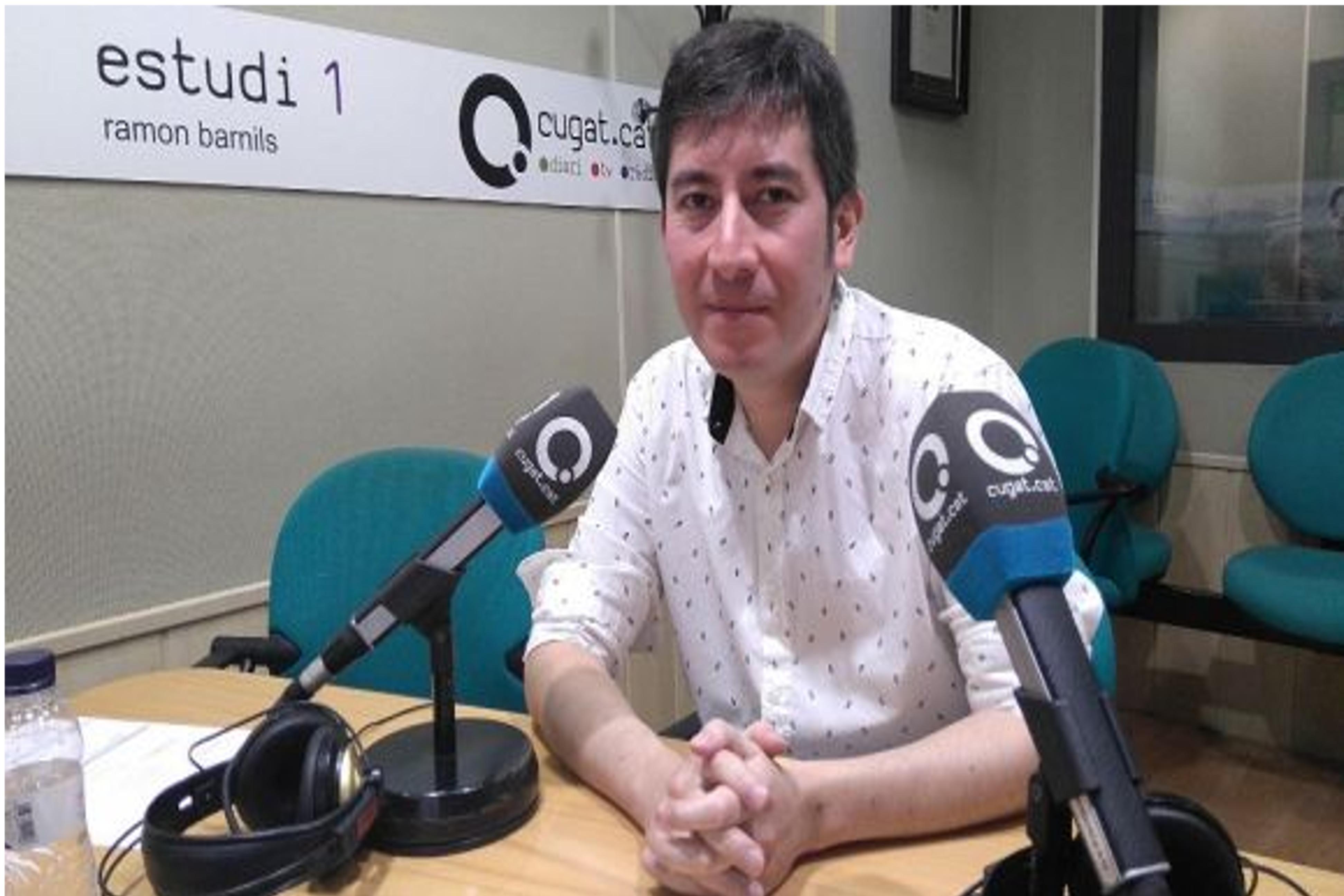 Entrevista radio Qgat John Roberto
